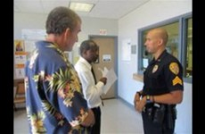 Evidence_of_Outlaws_in_Justice_Anthony_Williams_Attempts_to_Service_Common_Law_Arrest_Warrant_in_Kona,_Hawaii