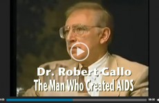 Gallo_Man Created AIDS