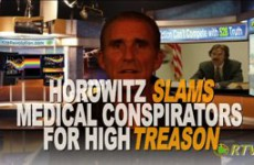 HOROWITZ_SLAMS_MEDICAL_CONSPIRATORS_FOR_HIGH_TREASON_Exposes_AMA-CIA-AIDS_Fraud_&_Genocide