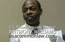 USA_Common_Law_Court_Action_Anthony_Williams_Foreclosure_Defense_July_30_2013