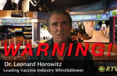 One Sheet Vaccine Scam Warning