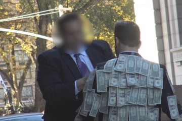 Money Suit Social Experiment