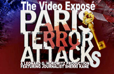 The Paris Attacks Video Banner