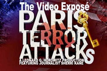 The Paris Attacks Video Banner