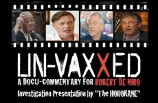 UN-VAXXED TRAILER - A DOCU-COMMENTARY FOR ROBERT DE NIRO on thumbnail