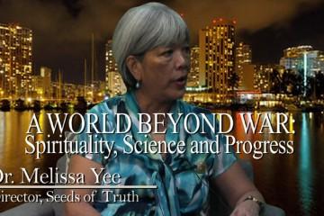 Cover Slide - World Beyond War