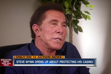 Steve Wynn talks security measures at his Las Vegas casinos [720p] thumbnail