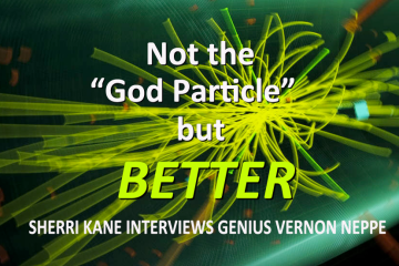 Not God Particle Better Cover Slide