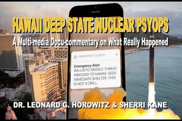 Hawaii Deep State Nuclear Missile Psyops thumbnail