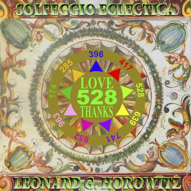 Solfeggio Album Cover