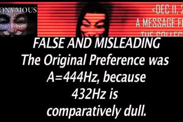 ANONYMOUS Fraud Segment Narration & Graphics by Dr Leonard Horowitz thumbnail