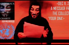 Anonymous. Your DNA is Weaponized. 121118 [CC] A Message from The Collective thumbnail