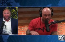 Alex Jones Calls Out Joe Rogan for taking DMT thumbnail