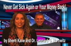 OxySilver Never Get Sick Again Cover Banner