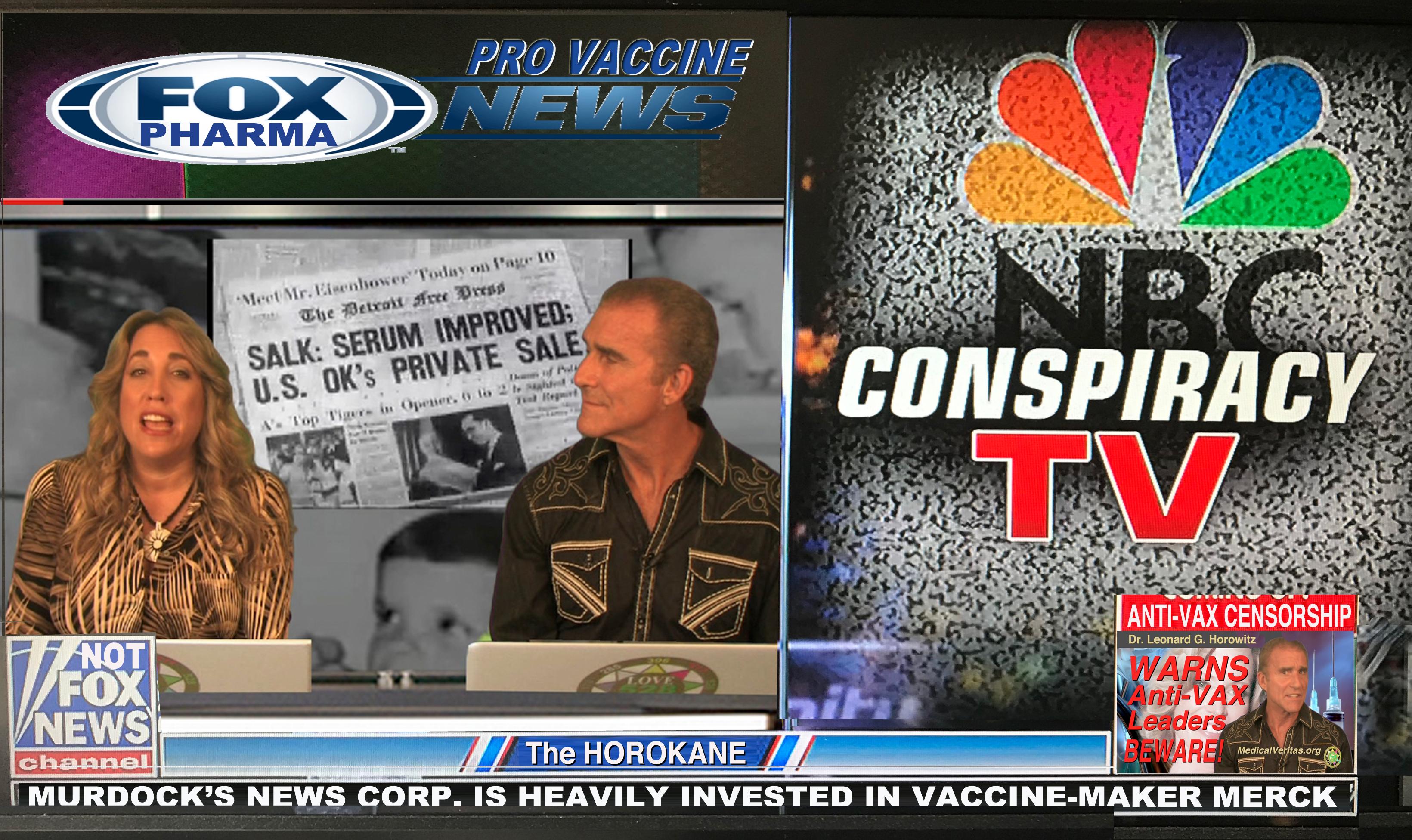 Conspiracy TV Banner