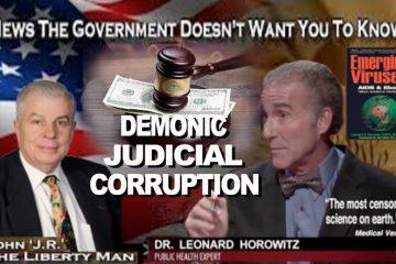 judicial corrpution